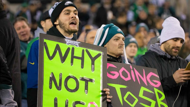 Eagles fans are just misunderstood. Sure, we're nuts. But not in a bad way. Well, kind of.