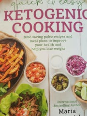 """Ketogenic Cooking"" is one ofJean ChenSmith's favorite cookbooks."