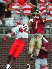 Former receiver Andre Cooper finished his Florida State
