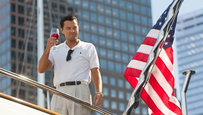 The latest film from director Marin Scorsese, 'The Wolf of Wall Street' starring Leonardo DiCaprio, hits theaters Christmas Day.