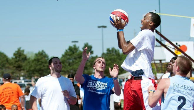 The Gus Macker 3-on-3 basketball tournament is set to be hosted at Inn of the Mountain Gods June 25 and 26.