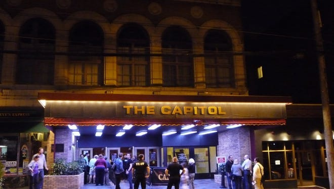 Port Chester's Capitol Theatre was largely unused, consigned to weddings and small community gatherings, until Peter Shapiro brought the rock palace roaring back on Sept. 4, 2012, with Bob Dylan in concert. Dylan will return to Port Chester June 13-15, with the final concert marking the 500th show since The Cap's rebirth.