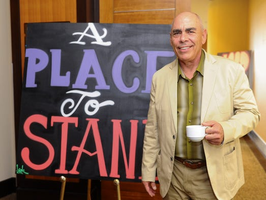 baca a place to stand Film screening and book signing bozeman premiere screening of a place to stand and q&a with the film's subject, jimmy santiago baca a place to stand – bozeman.