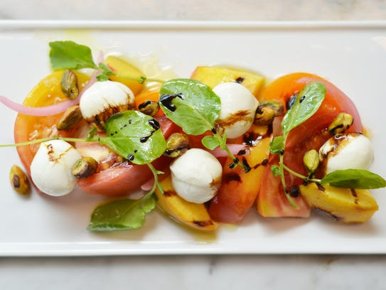 Union Common Heirloom Tomato Salad