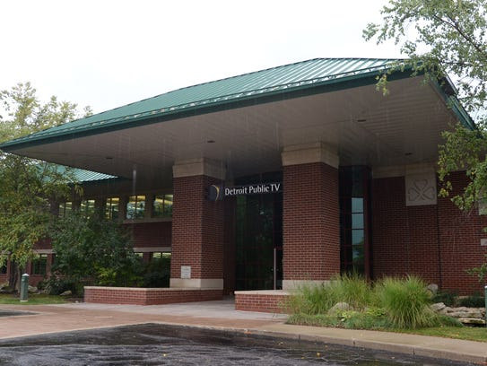 The Riley Broadcast Center, home of DPTV, is hosting