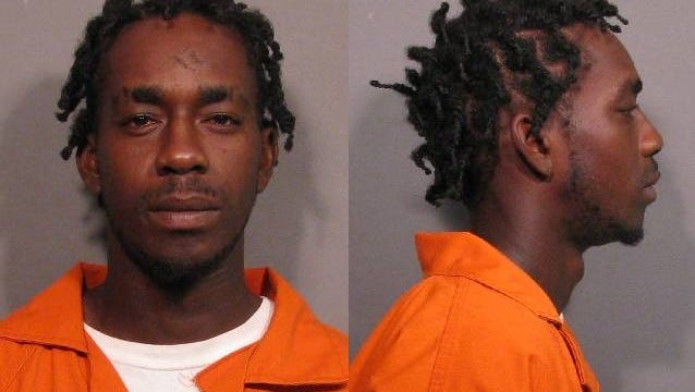 Arrested in connection with home invasion: Charles Tramon Marston, 23.