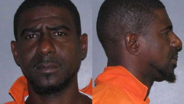 Rodney James Thomas, 35, was arrested following a traffic stop Wednesday.