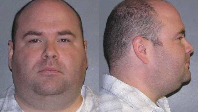 Patrick Joseph Lincoln, 34, was arrested for stealing more than $38,000 from his employer.