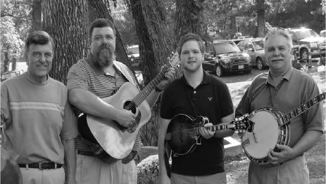 """Bluegrass band Kentucky 31 plays the early show Saturday night at Luttrell's Auction, opening up for Claude Gray, whose hits include the song """"Family Bible."""" A $10 cover charge gets you into both shows."""