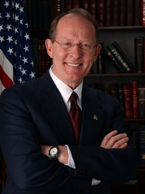 Lamar Alexander, R-Knoxville, represents Tennessee in the U.S. Senate.