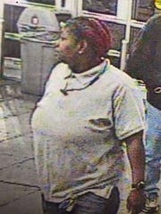 Springettsbury Township Police are looking to identify this woman, suspected of retail theft.