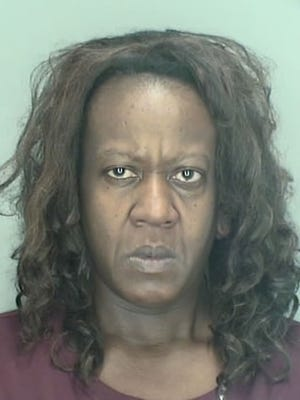 Catherlean Brown is accused of fleeing police several times after committing retail fraud at various stores in Livonia.