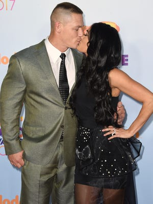 Are John Cena and Nikki Bella wrestling's most captivating couple? The Miz and Maryse would use a different word to describe them: conniving.