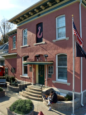 In this 2007 file photo, the Red Hook village hall is shown on South Broadway. Newly approved federal grants and low-interest loans have put the village in a position to build a sewer system that would serve the village center.