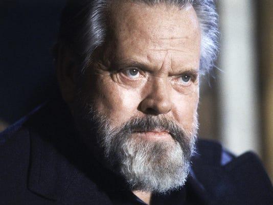 Orson Welles Memoir