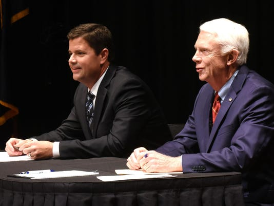first congressional district candidate forum