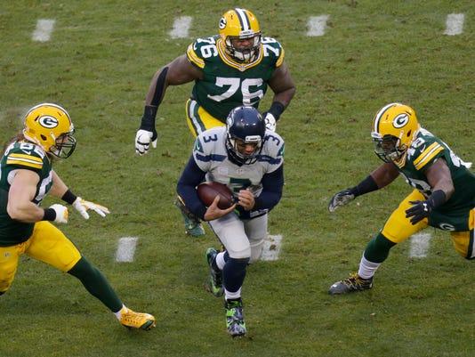Packers pursuit