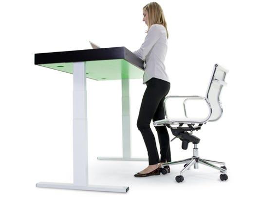 Stir Kinetic Desk 3