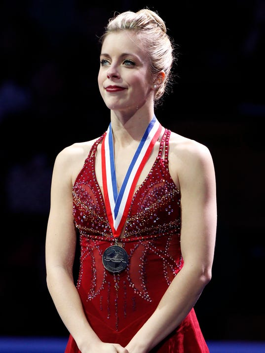 Ashley Wagner Helps US Advance in Team Skating Event