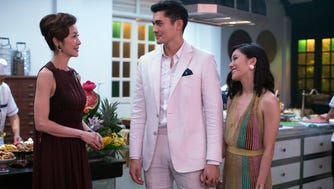"""""""Crazy Rich Asians"""" is the first major Hollywood production that isn't a period piece to have an all-Asian cast in 25 years."""