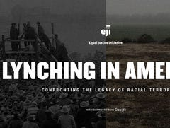 Lynching in America: Confronting our troubled past