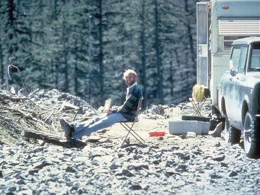 Closer look at those who died near mount st helens for A t the salon johnstone