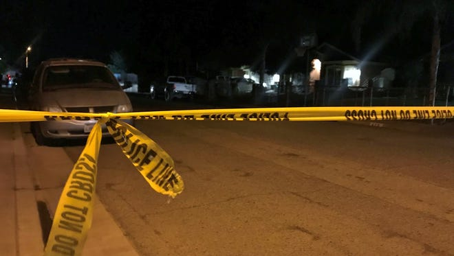 Farmersville police investigate a possible murder-suicide.