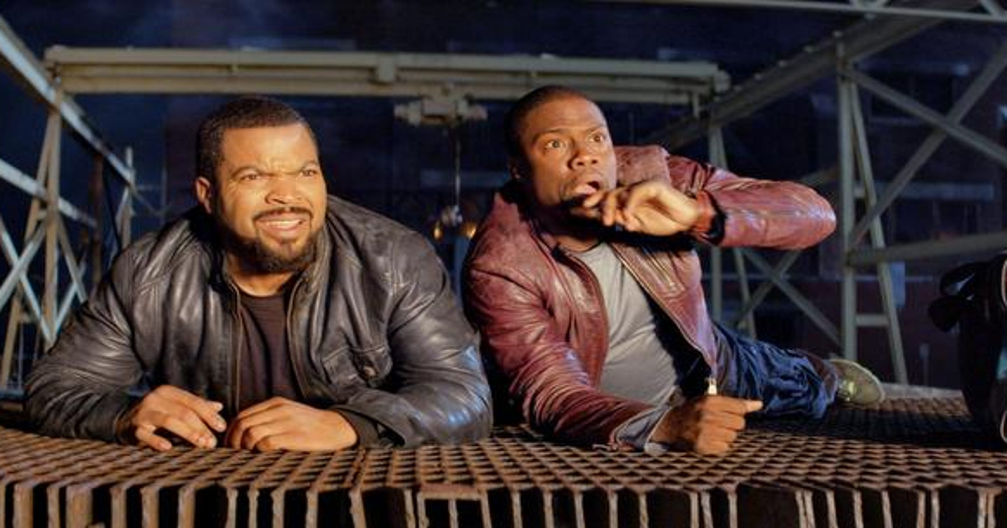 Q&A: Ice Cube on 'Ride Along'