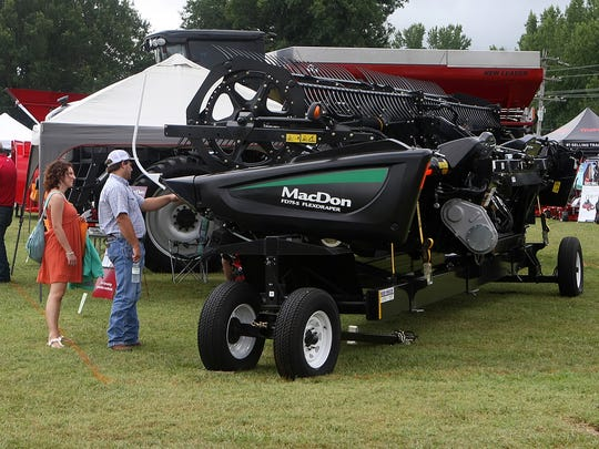 The 29th Milan No-Till Crop Production Field Day was