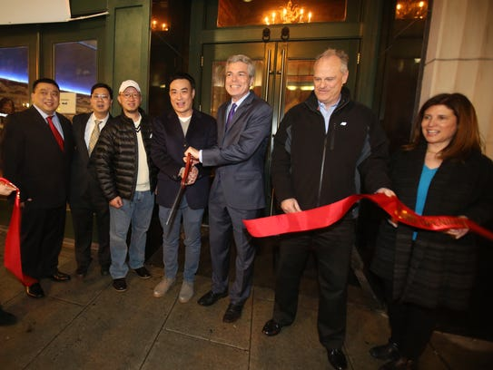 Holy Crab held its grand opening in White Plains on
