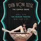 Burlesque icon Dita Von Teese touts own brand of feminism