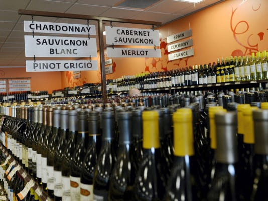 Out-of-state wine cannot be shipped to homes in Pennsylvania.