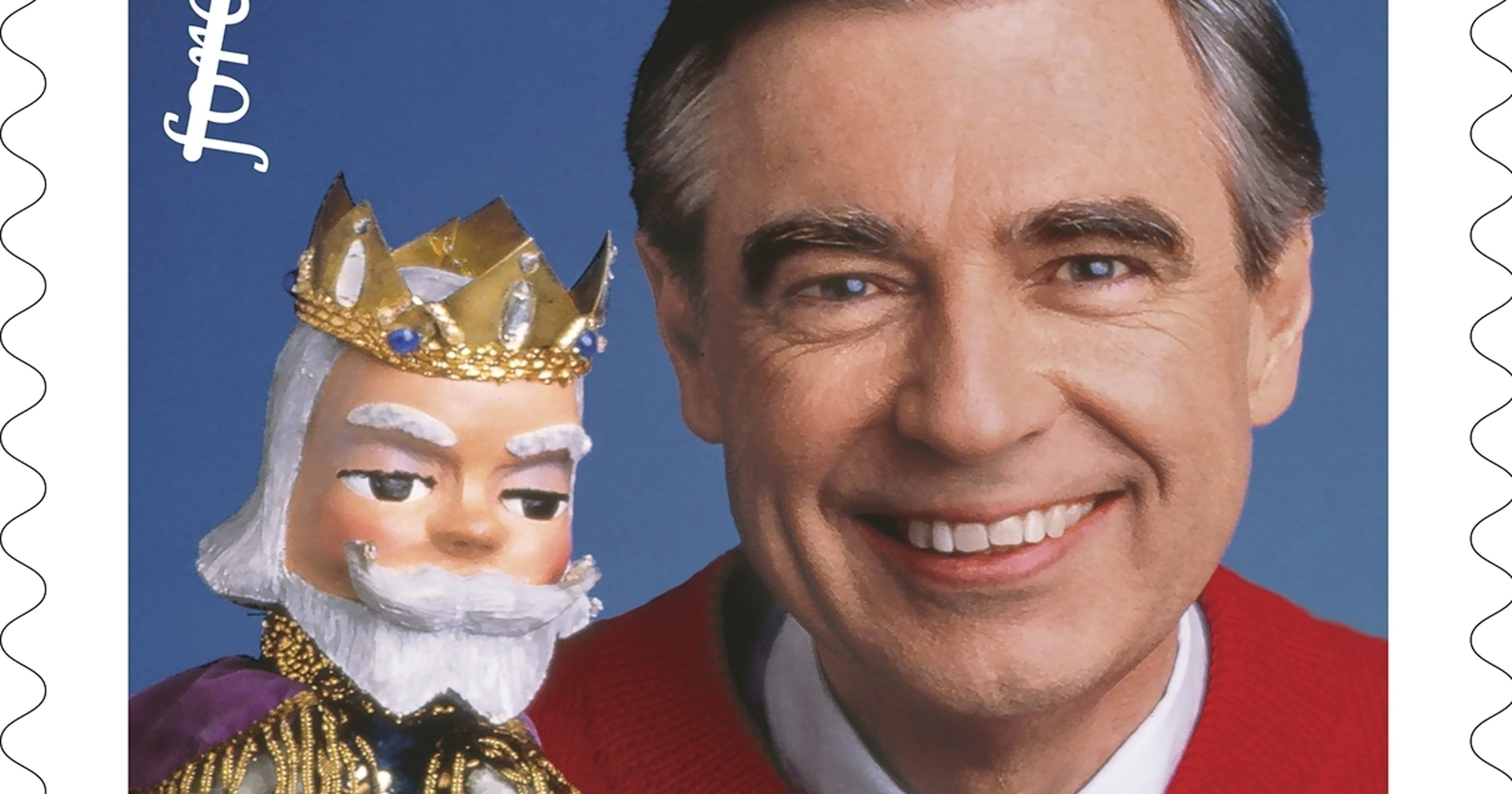 US Postal Service to unveil Mister Rogers stamp next month