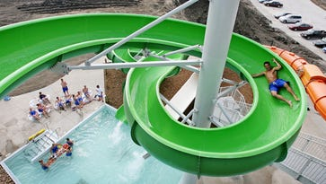 Your guide to outdoor and indoor water parks in or near Iowa