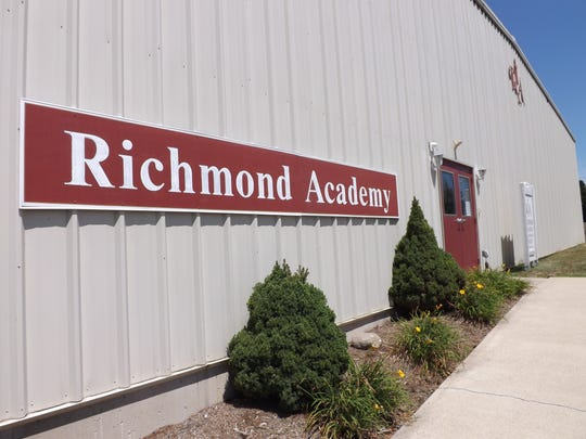The school at 1900 W. Main St. is changing its name to Richmond Christian Academy to better reflect its Christian education opportunities.