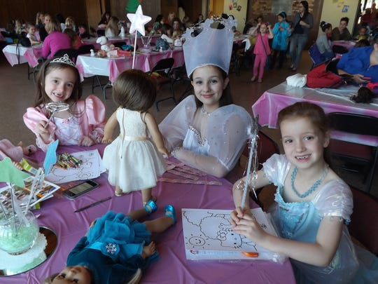 Registrations are now being accepted for the 21st annual Camp Y-Koda Girls and Dolls Ice Cream Social. The event will be Saturday, April 1.