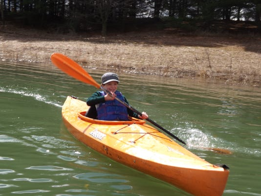 636251943930804683-Taking-a-kayak-out-on-the-pond-for-the-first-time-in-Spring.JPG