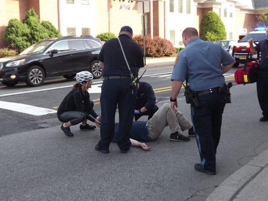 Pedestrian struck Ridgewood June 8, 2018.JPG