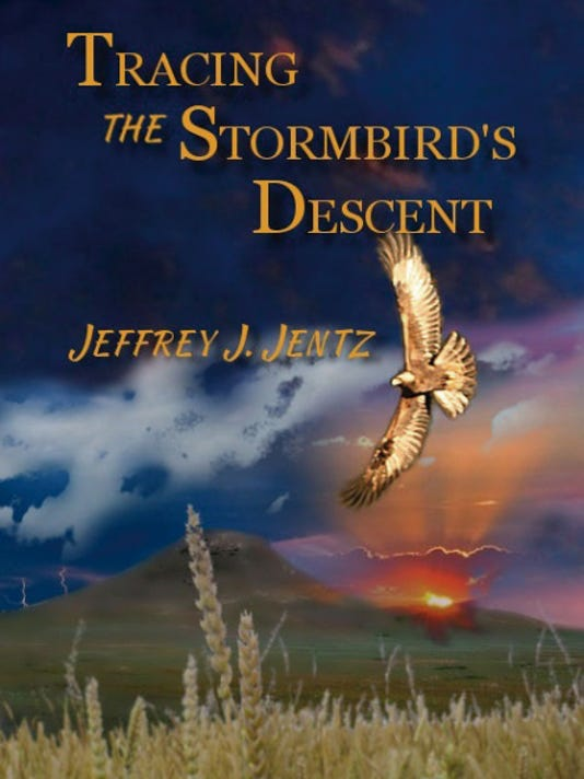 Author Jeff Jentz will sign copies of his 'Tracing the Stormbird's Descent' this weekend at Hastings in Farmington.