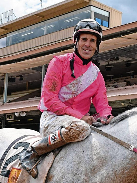 Jockey Casey Lambert, who turns 50-years-old on Aug. 24 and has won nearly 3,400 races, said he plans to retire as a jockey when the summer horse racing season ends Labor Day, Sept. 7.