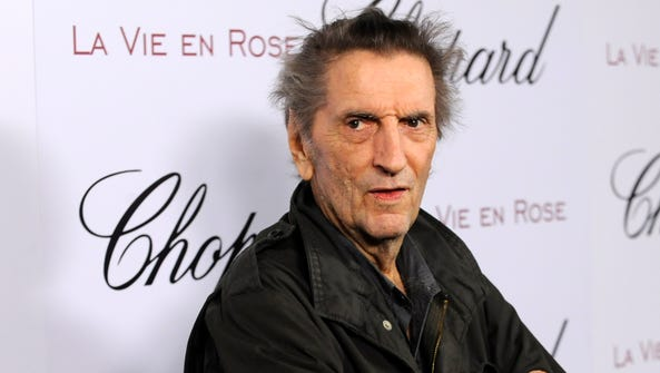 Actor Harry Dean Stanton died at age 91, his agent