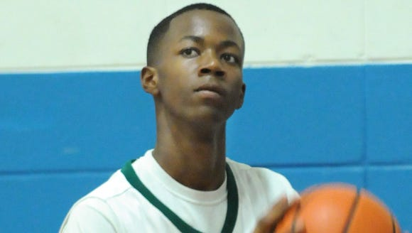 Trayvon Reed, shown here playing for G.W. Carver High