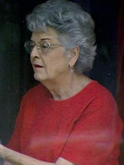 "Carolyn Bryant Donham, 84, seen in this image from video taken in August 2004 by ""60 Minutes."""