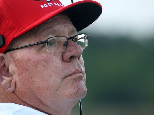 Homestead coach Dave Keel has overseen a North Shore