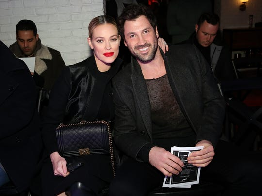 Married 'Dancing With the Stars' pros Peta Murgatroyd and Maksim Chmerkovskiy will team up with another married couple, Nick and Vanessa Lachey, for Season 25 of the ABC dance competition.