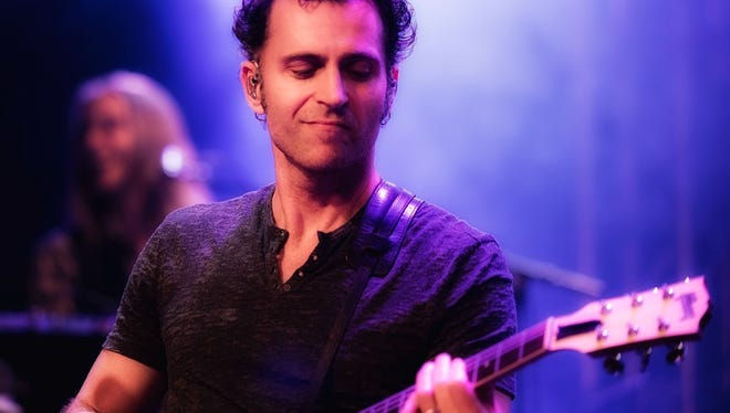 Dweezil Zappa will play the music of his dad, Frank Zappa, at the Kalamazoo State Theatre in January.