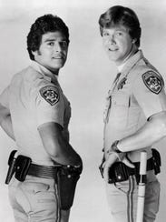 Remember Ponch (Erik Estrada) and Baker (Larry Wilcox)