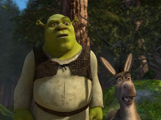 """Shrek"" is part of Community Day Saturday at Cinemark"