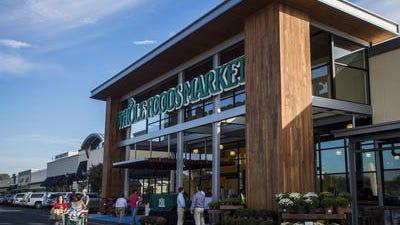 Whole Foods Market in Lafayette opened last week.