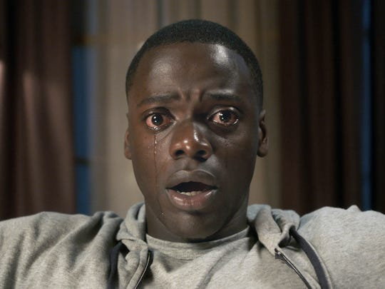 Chris (Daniel Kaluuya) is taken to a bad place in 'Get Out.'